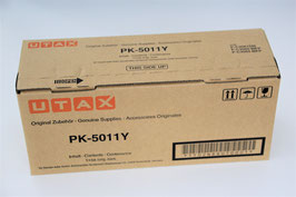 Toner UTAX PK-5011Y yellow für P-C3060 MFP, P-C3061 DN, P-C3065 MFP, original