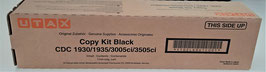 Copy Kit schwarz UTAX CDC 1930/1935/3005ci/3505ci für Utax CDC 1930, original