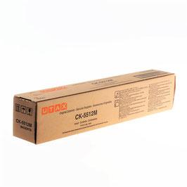 Toner UTAX CK-5512M Magenta für 350ci, 400ci   original
