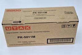 Toner UTAX PK-5011M magenta für P-C3060 MFP, P-C3061 DN, P-C3065 MFP, original
