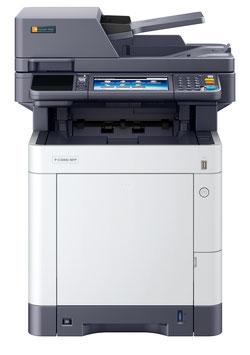 Aktionsgerät Farbkopierer Multifunktionsgerät UTAX P-C3066i MFP