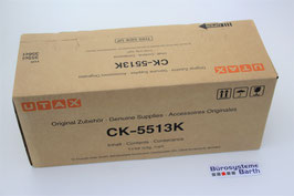Toner UTAX CK-5513K Schwarz für Utax 355 Ci, 356 Ci  original
