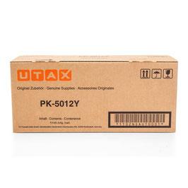 Toner UTAX PK-5012Y Yellow für P-C3560DN  P-C 3560 i MFP P-C 3565 i MFP  original