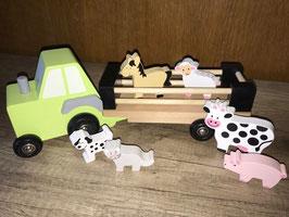 Tiertransporter, personalisiert