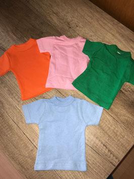 mini T-Shirt bedruckt