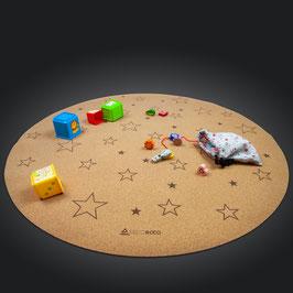 Spielmatte Stars, rund