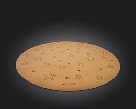 Spielmatte *Stars* & *Nature* aus Kork & Naturkautschuk inklusive Tragetasche