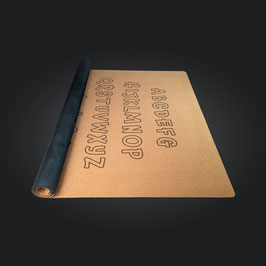 Spielmatte Zahlen & Buchstaben, rechteckig