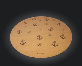 Spielmatte *ANKER* aus Kork & Naturkautschuk inklusive Tragetasche