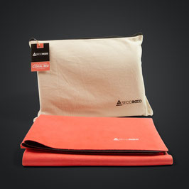 Reise Yogamatte Coral Red