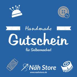 Näh Store Gutschein 15€