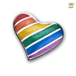 Herzurne Regenbogen
