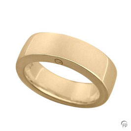 Ring 6 mm glänzend