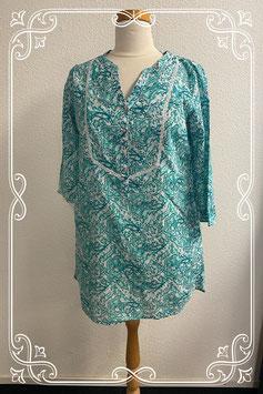 Sierlijk groen jurkje van H&M maat 38