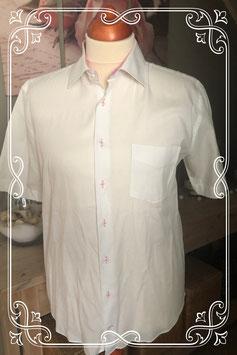 Mooie witte blouse van LIV Collections maat L (41-42)