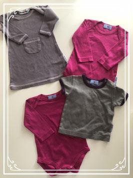 Broer&Zus kleding set - Maat 62