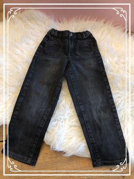 Zwarte spijkerbroek van Confetti - Maat 104