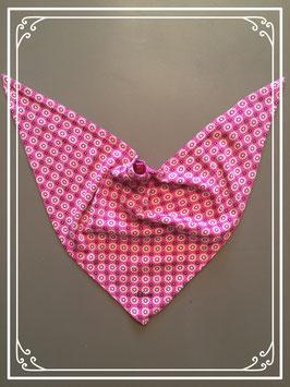 Een roze sjaaltje van s. Oliver - 4-5 jaar oud