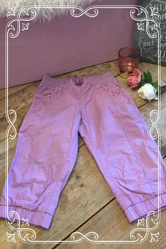 Lila kleurige broek van de C&A-maat 152