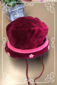 Leuke roze met rode muts van Confetti - voor 3-5 jaar