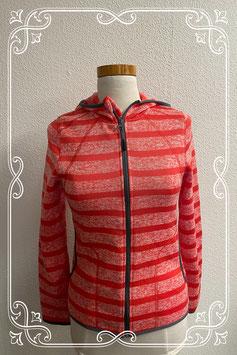 Sportief rood wit vest van Crivit maat S 36/38