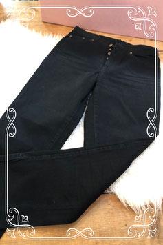 Zwarte broek van Texas Bull maat W31 L30