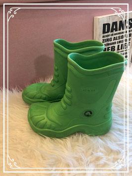 Groene laarzen van CROCS - Maat 36