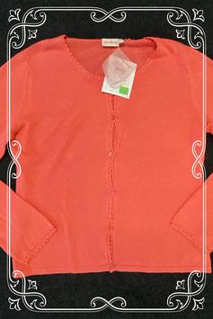 Nieuw! Mooi roze vestje van Jackpot in maat 42