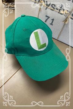 Groene Super Mario Pet