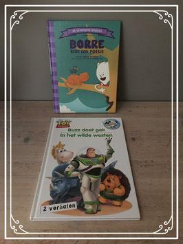 Twee kinderboekjes