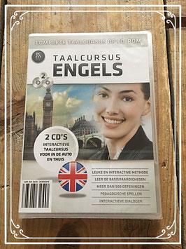 DVD Taalcursus Engels met woordenboeken