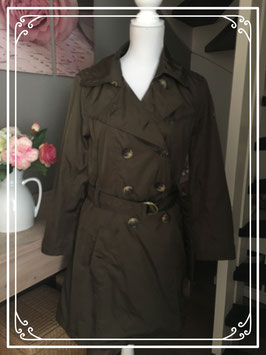Chique trenchcoat van reset fifty seven - maat 42