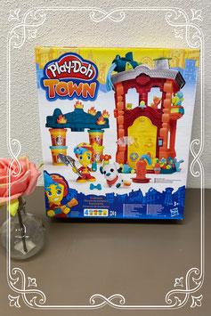 Nieuw! Play-Doh Town Brandweer