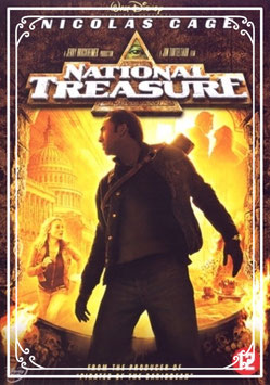 DVD: National Treasure