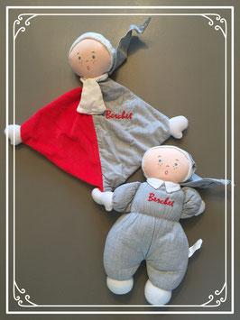 Twee babypoppen van Berchet