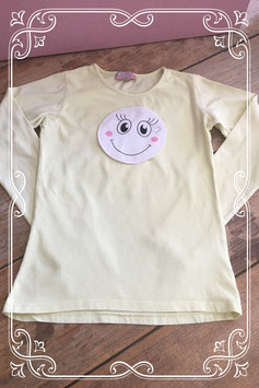 Geel lange mouwen shirt van Lisa Rose - Maat 140