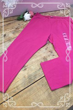 Nieuw: Roze 3/4 legging - maat 36