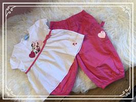2 delige Disney set roze - Maat 86