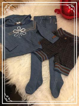 3-delig kledingsetje diverse merken - maat 62