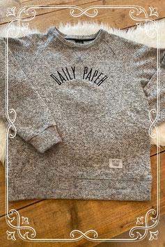 Leuke grijze trui van Daily Paper maat M