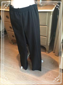 Nieuw: zwarte broek - maat 56
