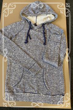 Blauw witte trui van Hunkemöller maat S
