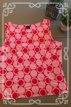 Elegante getailleerde top van H&M maat 46