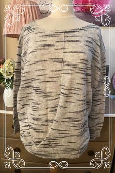 Fijn gebreide trui van YAYA women - Maat M