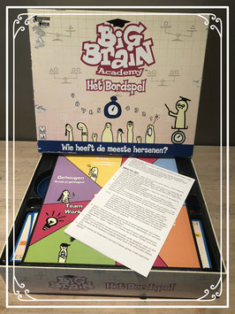 Het bordspel Big Brain Academy