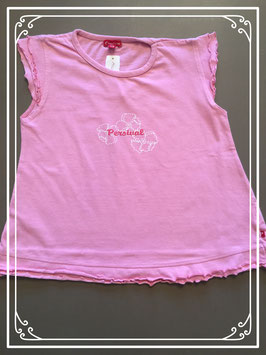Roze shirtje van Persival - maat 128