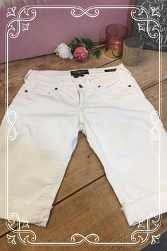 Witte kniebroek van Lucky Brand - maat s