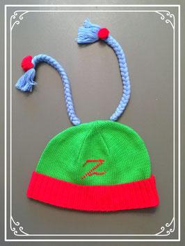 Zulupapuwa mutsje - voor kinderen van 2-3 jaar oud