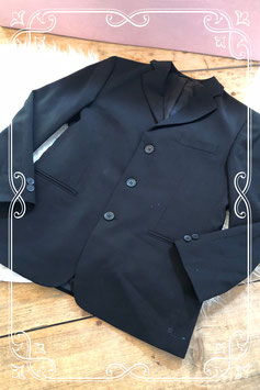 Zwarte nette blazer - Maat 158