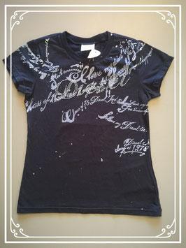 Zwart shirtje van het merk Diesel - maat 116